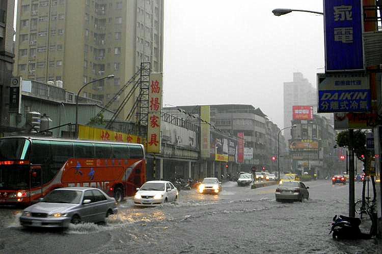圖片:颱風季到!你幫房子保險嗎?