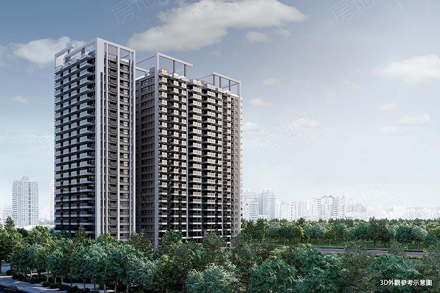 圖片:高雄市鼓山區黃金地段大樓,商圈熱鬧優質生活圈