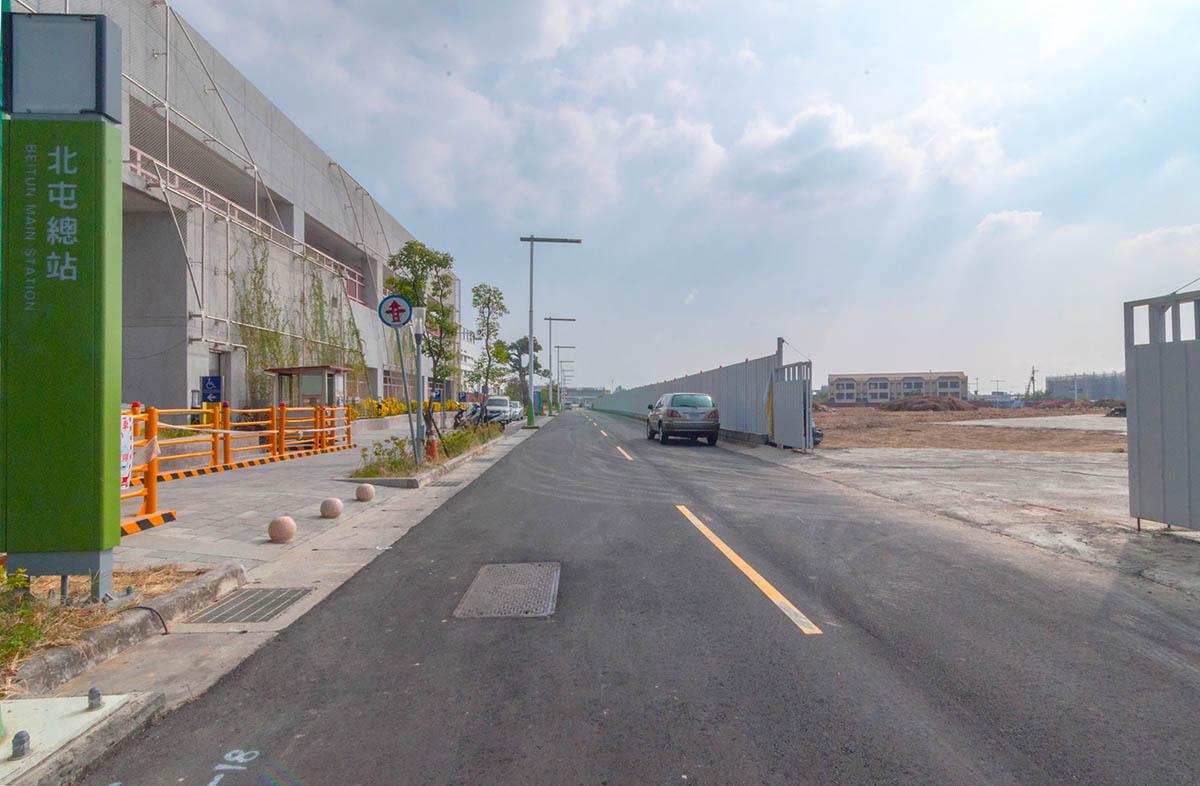 圖片:好市多動土 | 機捷特區 好市多北台中2店 終於動起來了