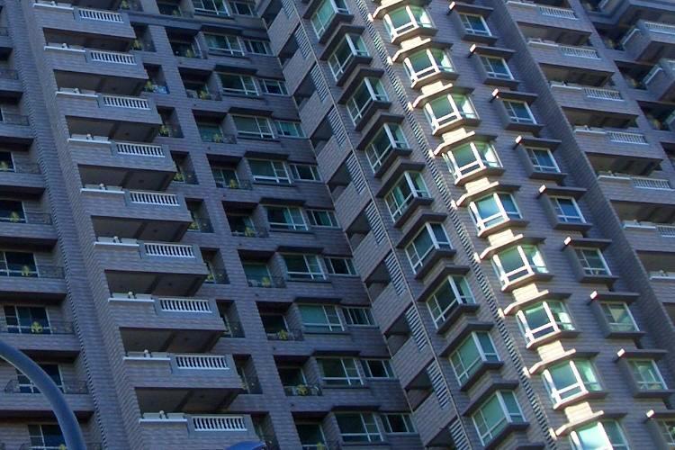 集合住宅大樓
