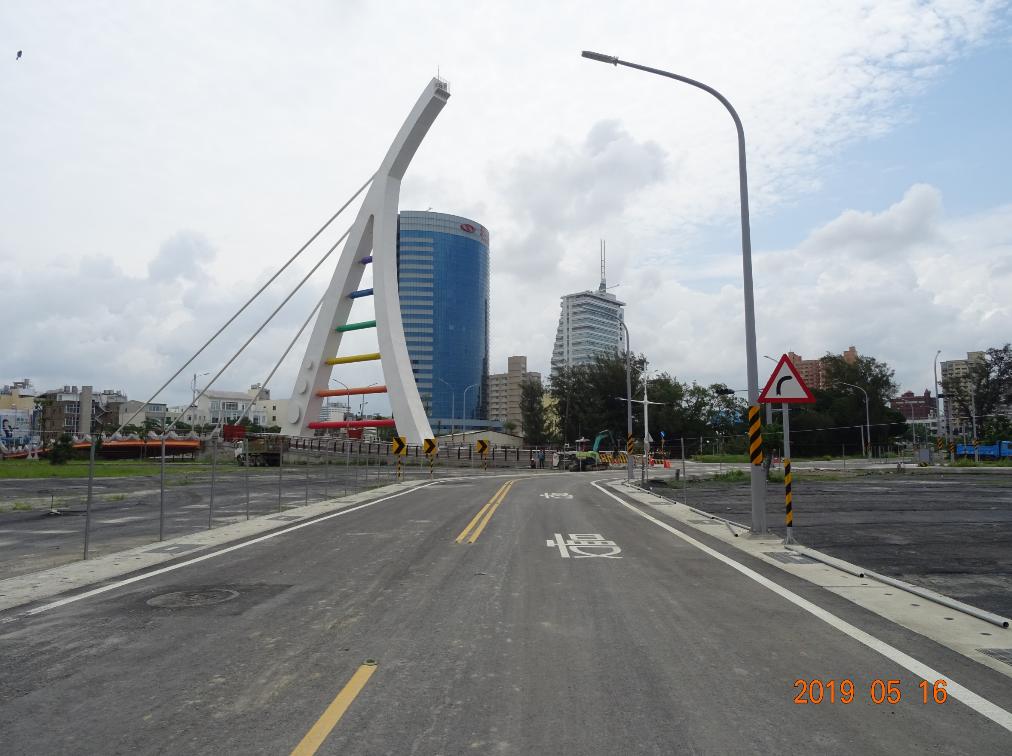 圖片:地政局榮獲第一屆公共工程優質獎多項獎項,運河星鑽9月20日即將通車啟用