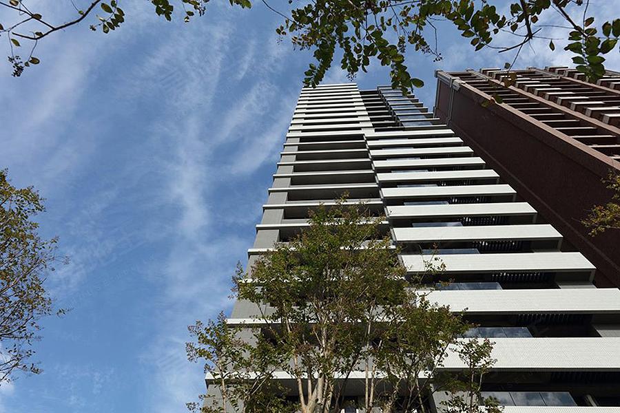 圖片:桃園近公園景觀大樓,上學方便地段優