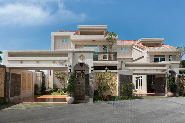 友盛建設,友盛棕櫚灣六期,豪宅