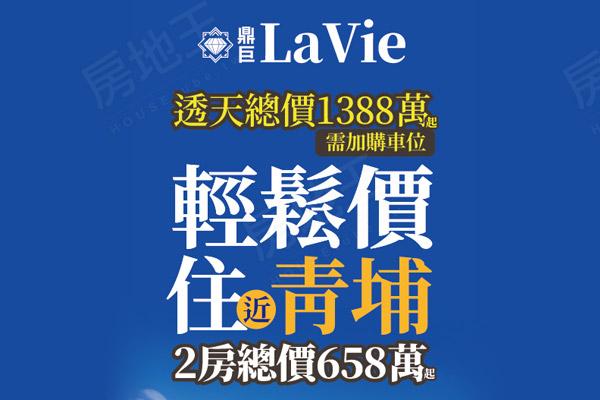 鼎巨La Vie NO.5(透天)