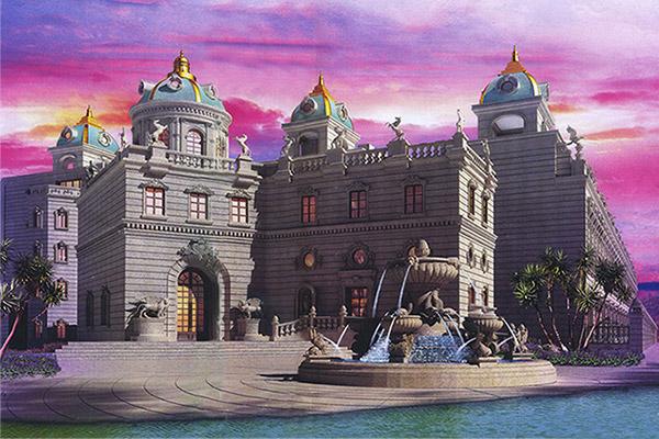 歐洲皇宮建築