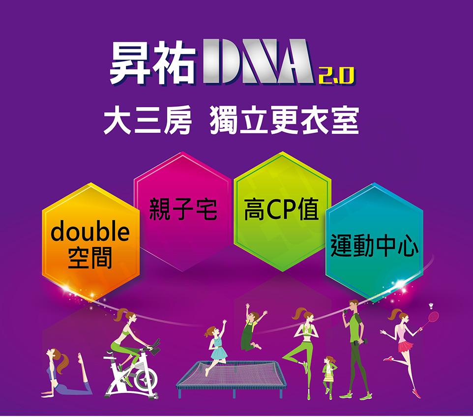 昇祐DNA