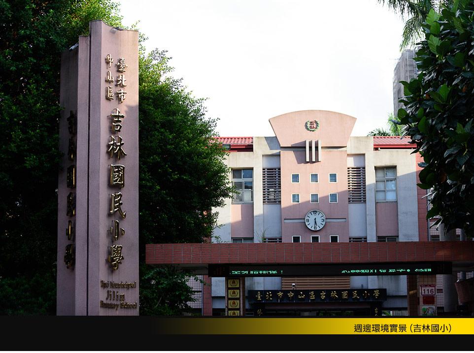 台北中山區豪宅