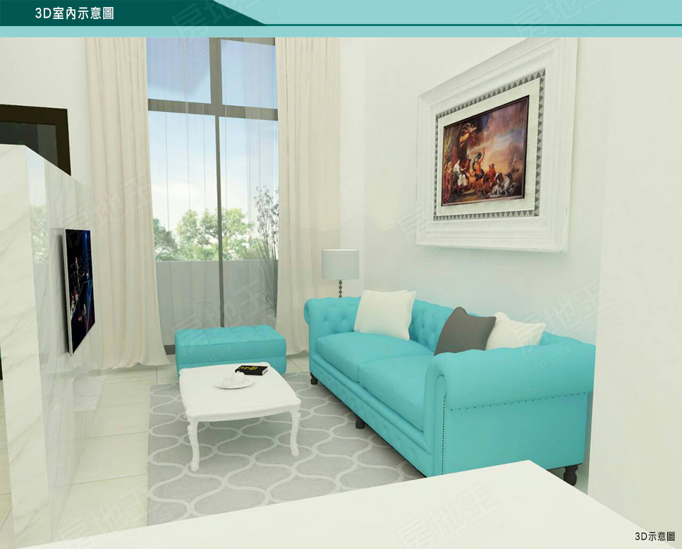 COCO嚮家-公寓